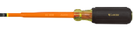 Insulated  EASY-IN Slotted  Screwdriver